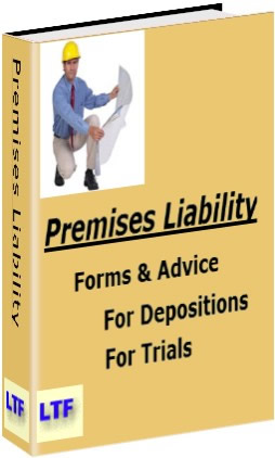 Premises Liability Forms from Lawyer Trial Forms