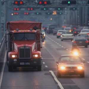 Initial Litigation Hold - Spoliation Notice - to Truck Company